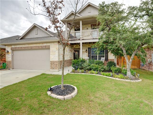 4008 Darryl ST, Round Rock in Williamson County, TX 78681 Home for Sale