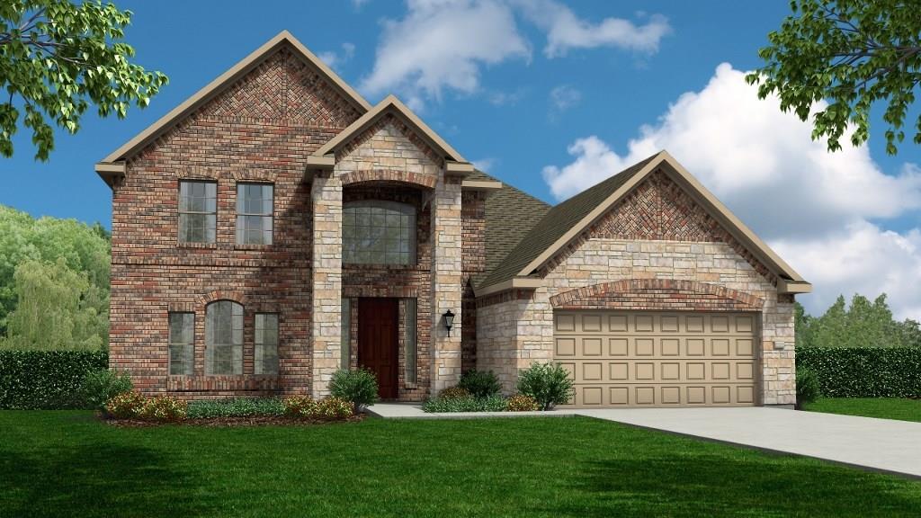 1023 Duer Lane, Conroe, Texas
