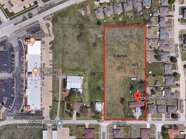 2438 Reilly Road Wichita Falls, TX 76306
