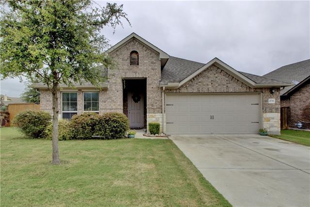 2776 Santa Barbara LOOP, Round Rock in Williamson County, TX 78665 Home for Sale