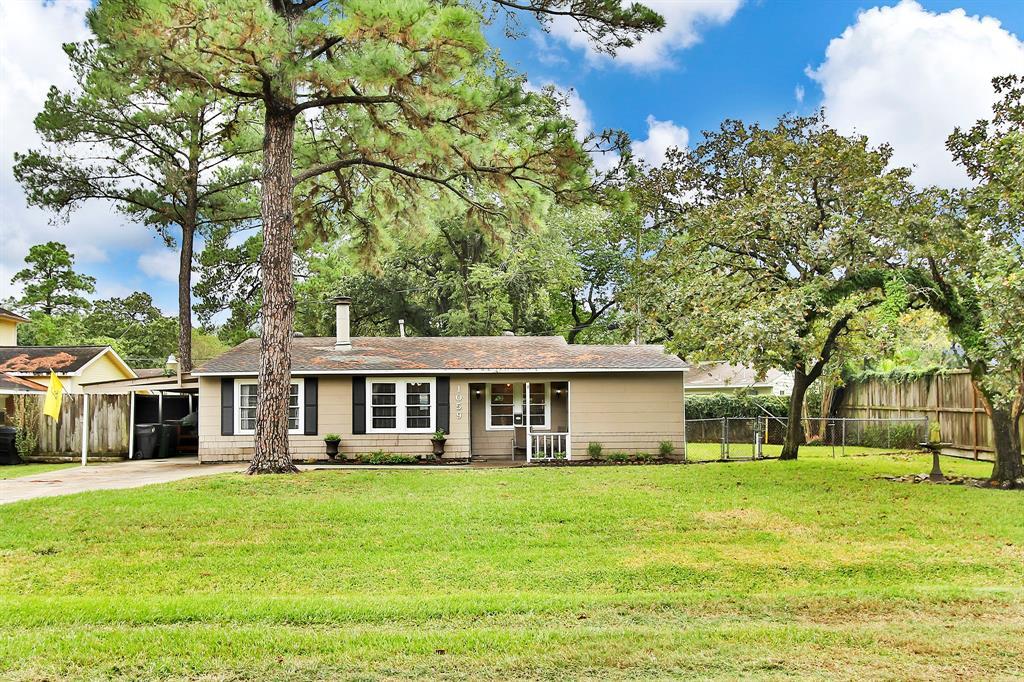 1059 Althea Drive, Garden Oaks in Harris County, TX 77018 Home for Sale