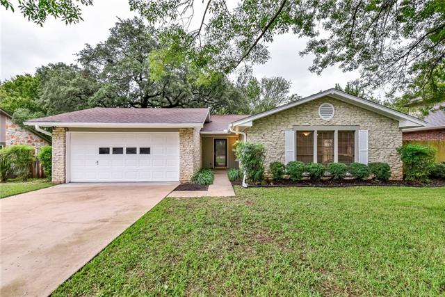 11613 Sherwood FRST, Great Hills in Williamson County, TX 78759 Home for Sale