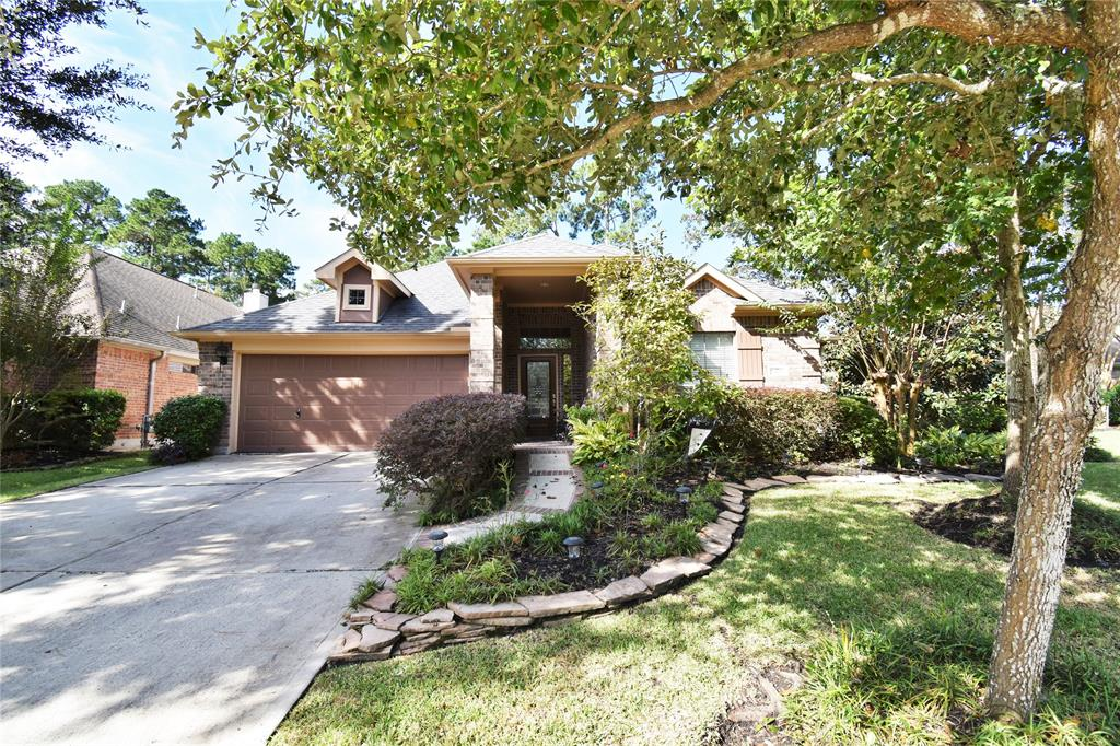 One of Kingwood 3 Bedroom Homes for Sale at 26913 Chateau Lake Drive