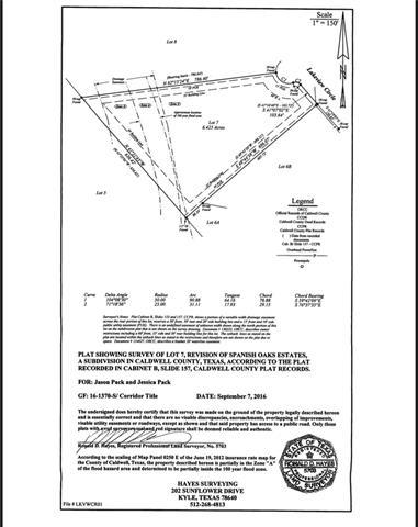 7 Lakeview CIR Lockhart, TX 78644