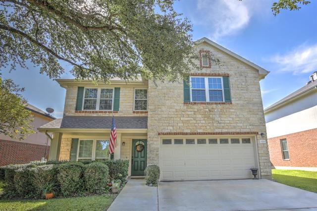 1900 Balsam WAY, Round Rock in Williamson County, TX 78665 Home for Sale