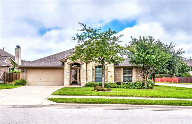 4231 Adagio PL, Round Rock in Williamson County, TX 78681 Home for Sale