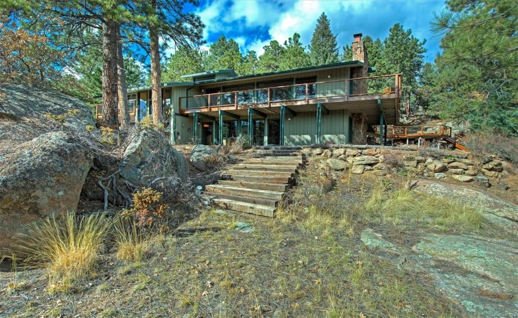 7475 Rossman Gulch Road, Morrison in Jefferson County, CO 80465 Home for Sale