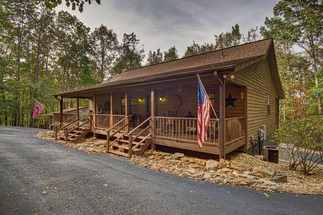 191 Deer Run Rd, Blairsville in Union County, GA 30512 Home for Sale