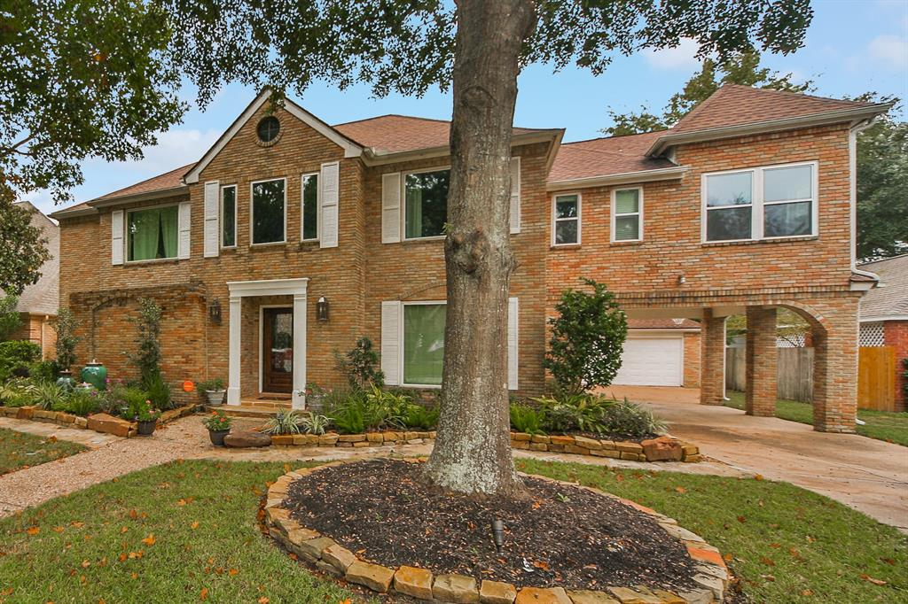 6026 Pin Oak Place, Spring in Harris County, TX 77379 Home for Sale