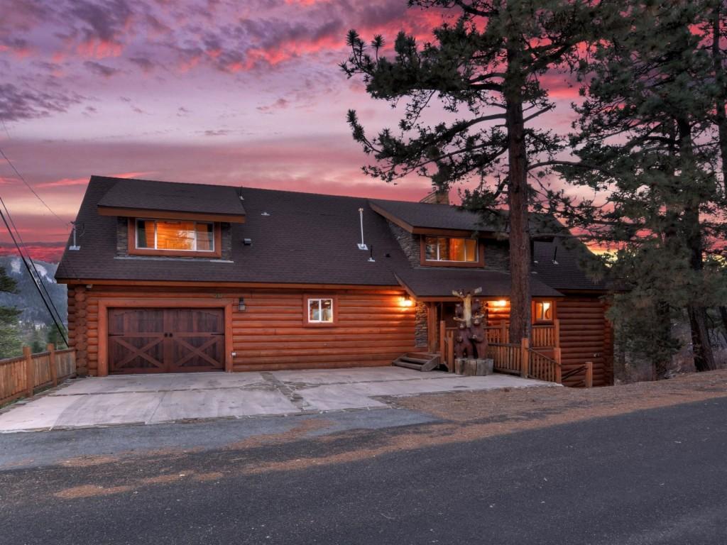 43510 Sheephorn, Big Bear, California