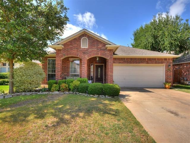 3721 Pine Needle CIR, Round Rock in Williamson County, TX 78681 Home for Sale