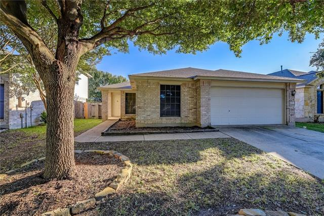 707 Johnny Bench, Round Rock in Williamson County, TX 78665 Home for Sale