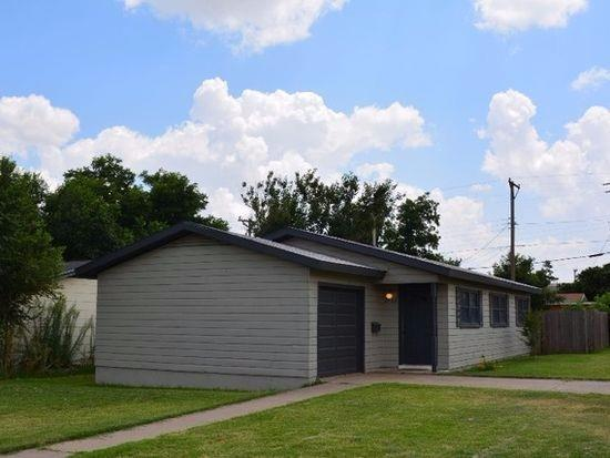 Photo of 2423 47th Street  Lubbock  TX