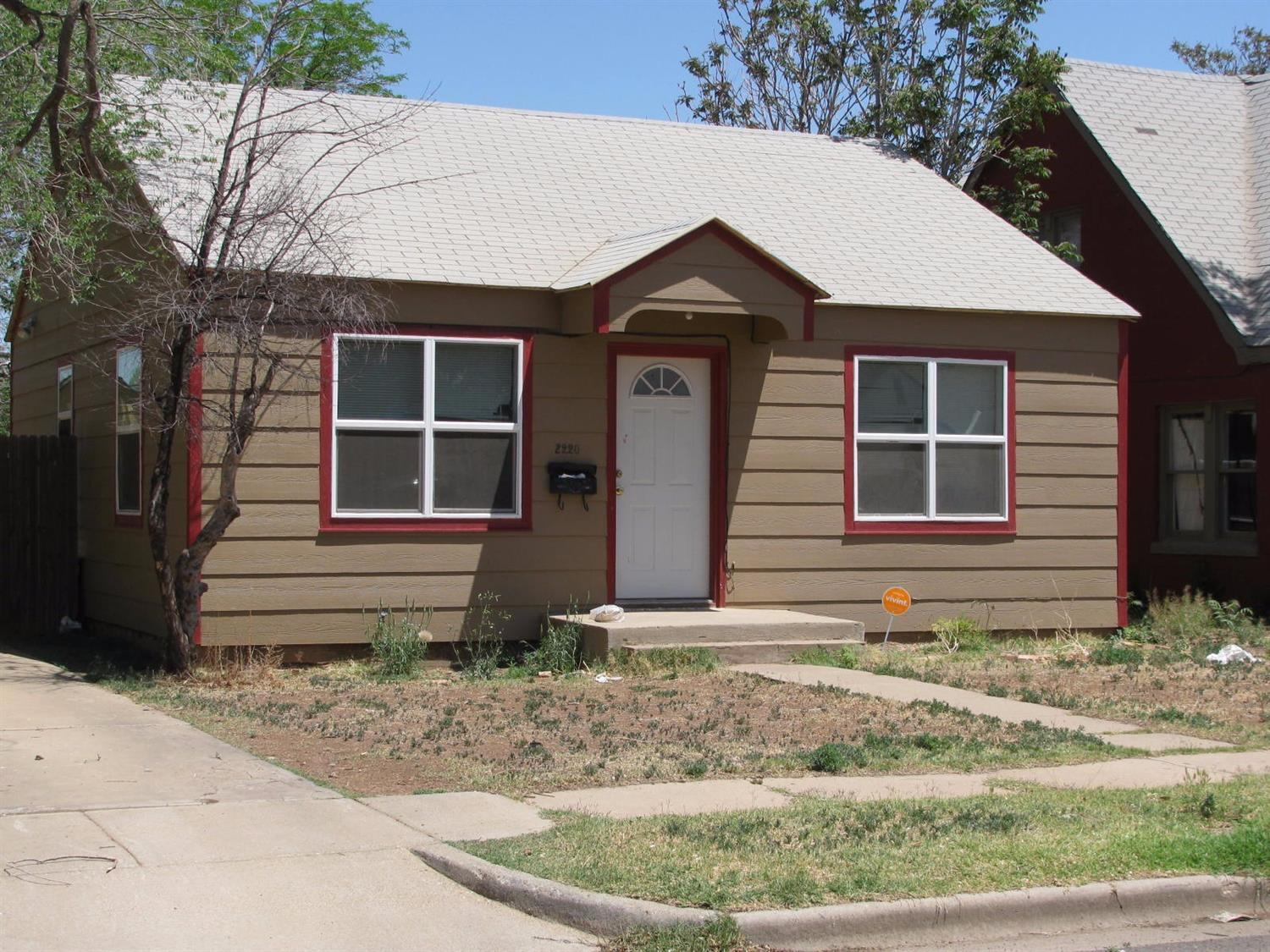 Photo of 2220 20th Street  Lubbock  TX