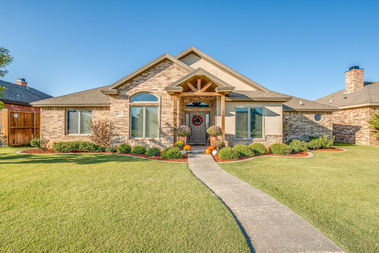 4026 125th Street, Lubbock in Lubbock County, TX 79423 Home for Sale