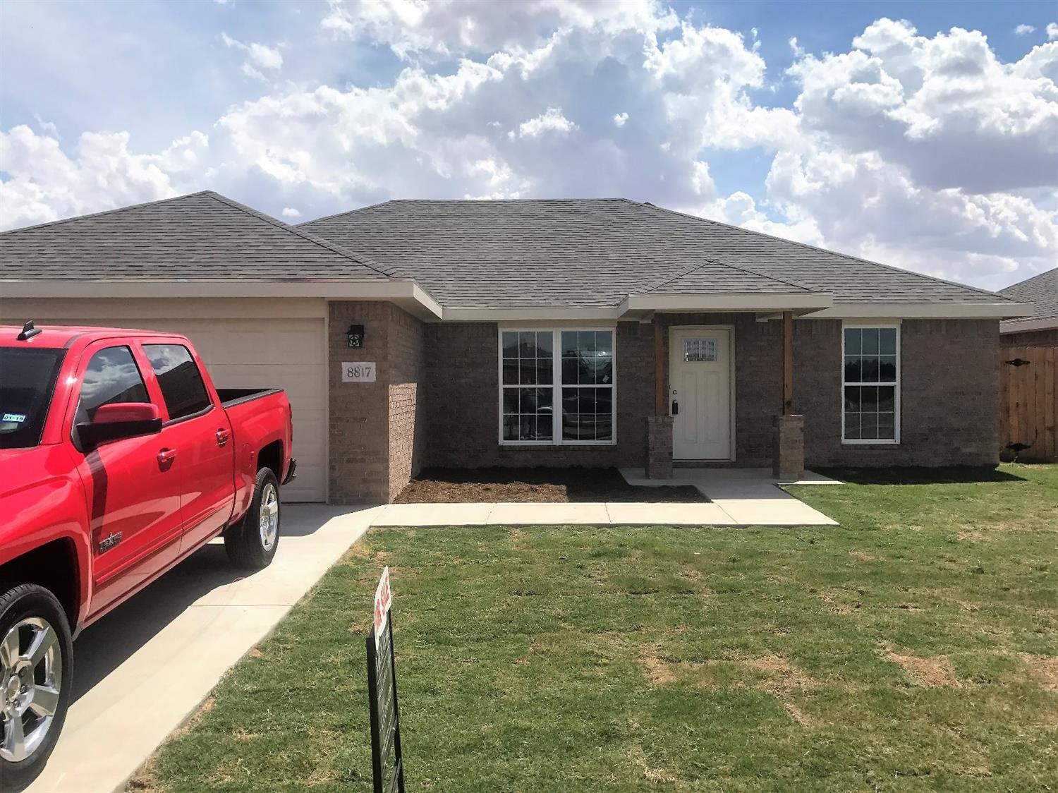 Photo of 8817 10th Place  Lubbock  TX