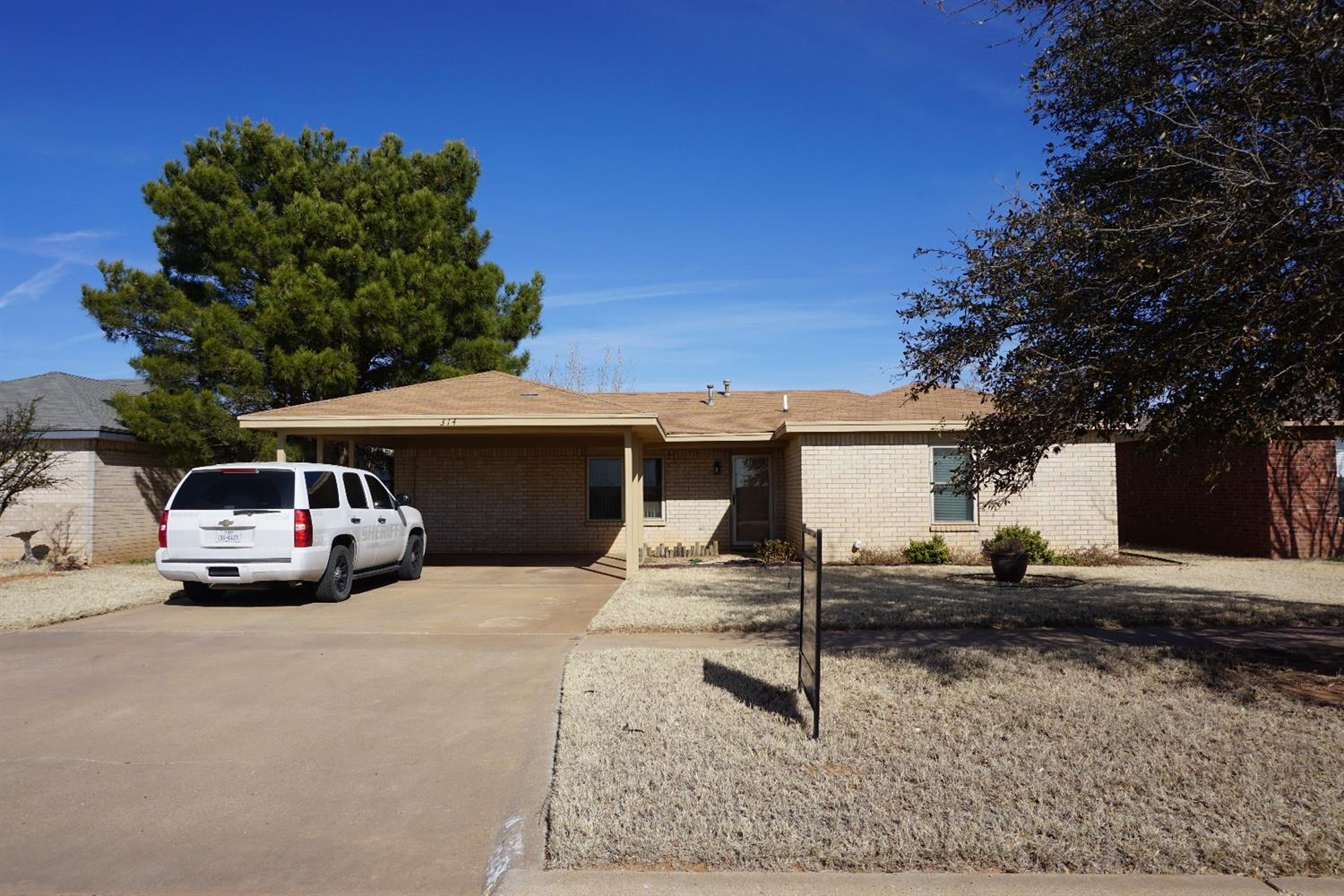 Photo of 314 East 20th Street  Wolfforth  TX