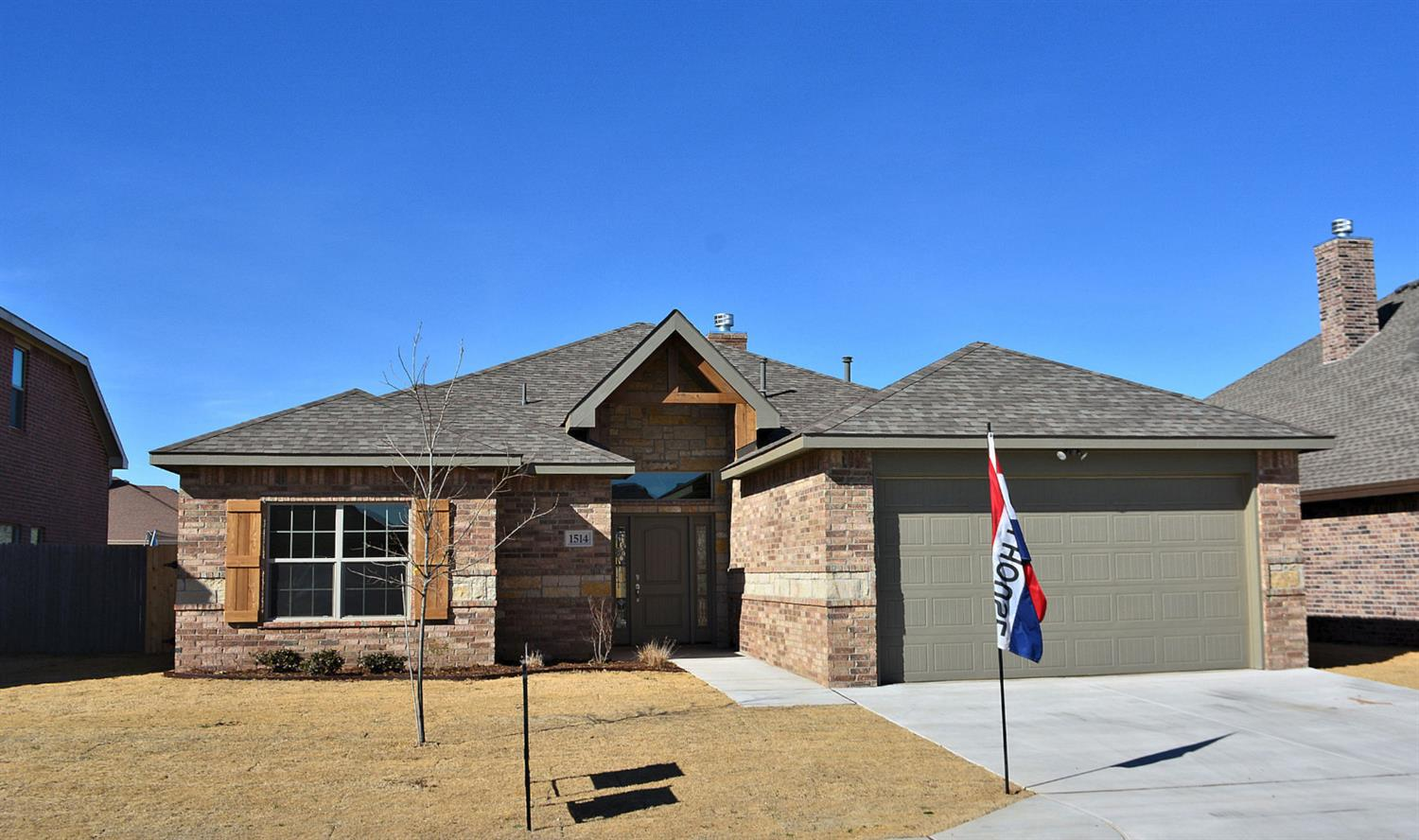 Photo of 1514 Westminister Avenue  Wolfforth  TX