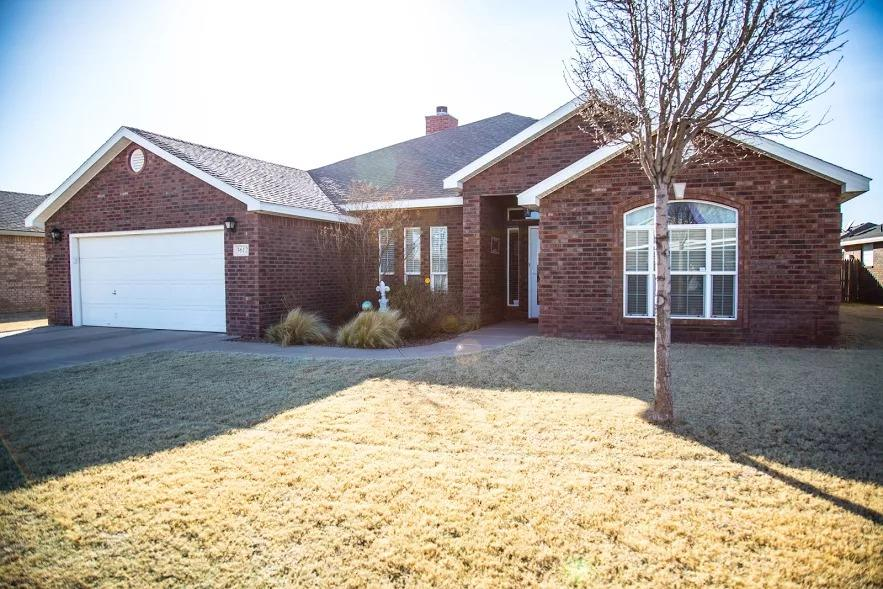 3612 Pontiac Avenue, Lubbock in Lubbock County, TX 79407 Home for Sale