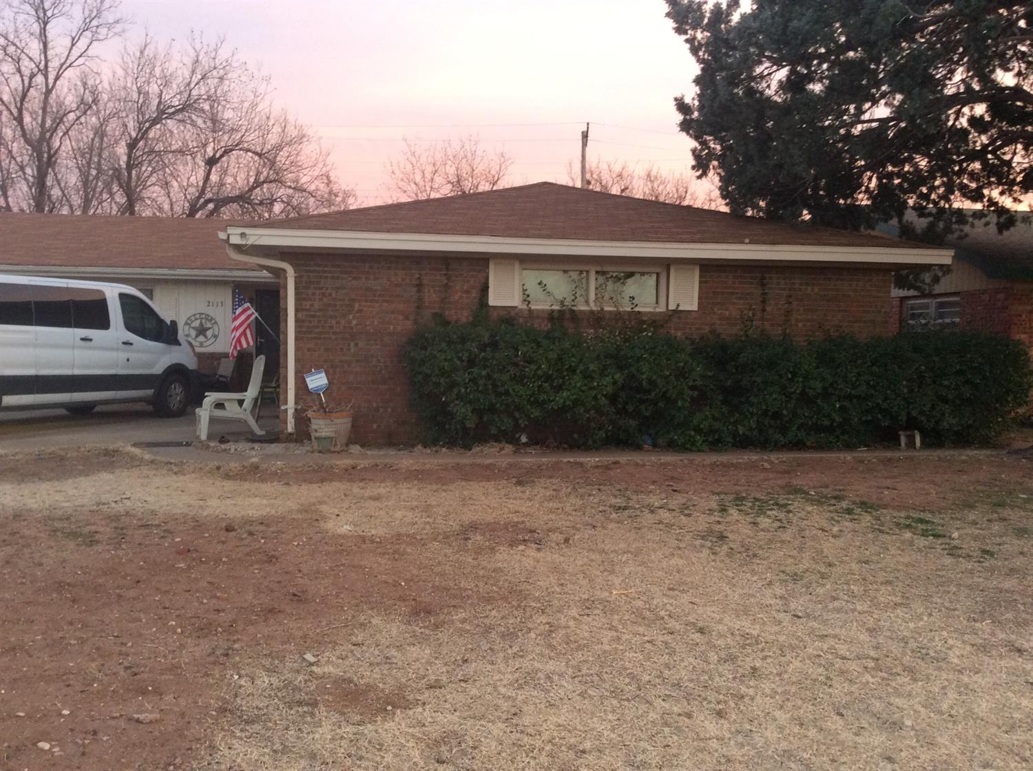 Photo of 2113 65th Street  Lubbock  TX
