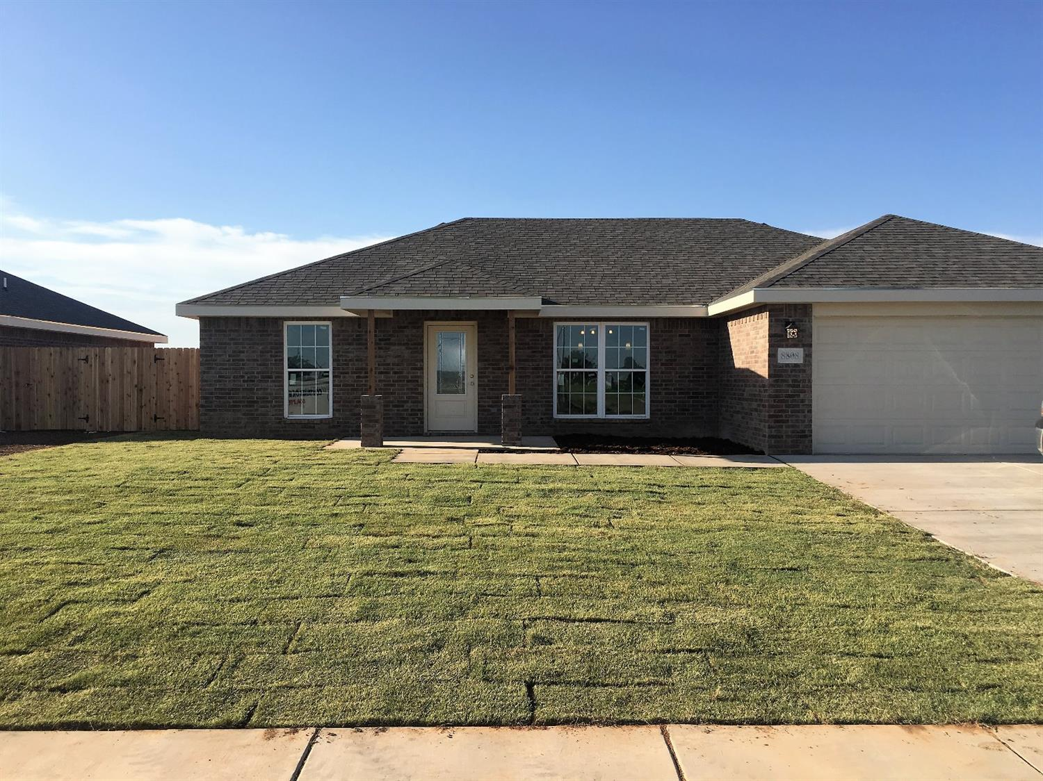 Photo of 8819 10th Place  Lubbock  TX