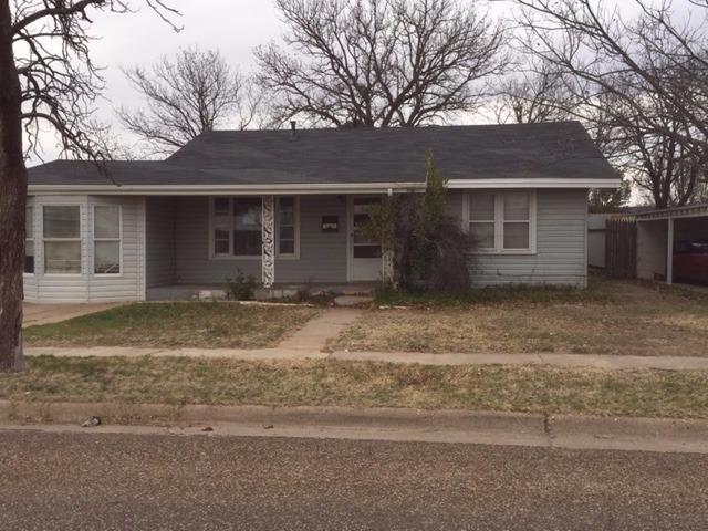 Photo of 309 14th Street  Levelland  TX