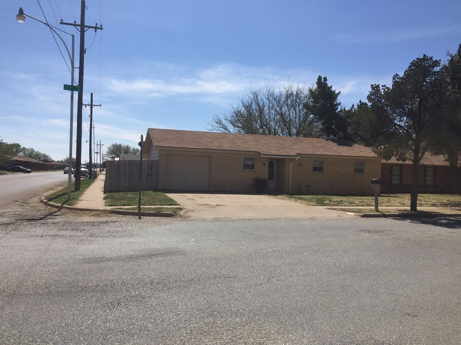 Photo of 6119 35th Street  Lubbock  TX
