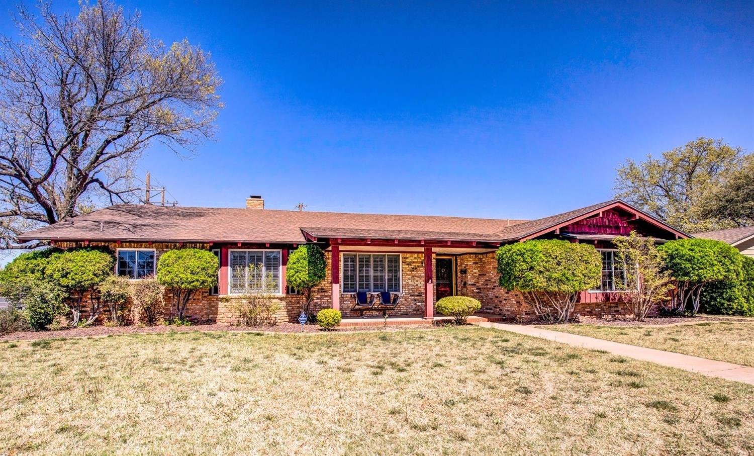 3320 55th Street, Lubbock in Lubbock County, TX 79413 Home for Sale