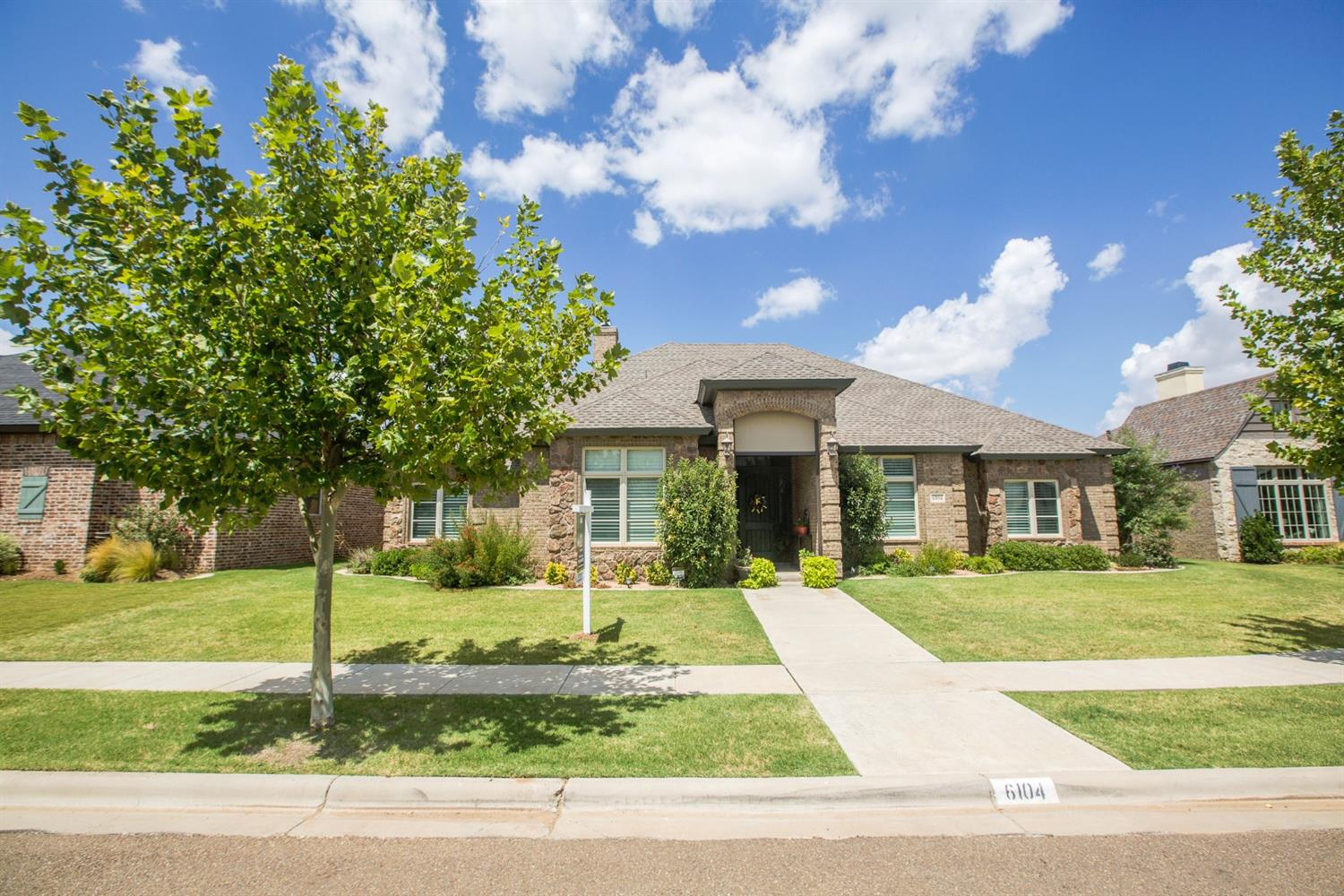 6104 91st Street, Lubbock in Lubbock County, TX 79424 Home for Sale
