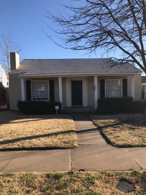 Photo of 2203 26th Street  Lubbock  TX