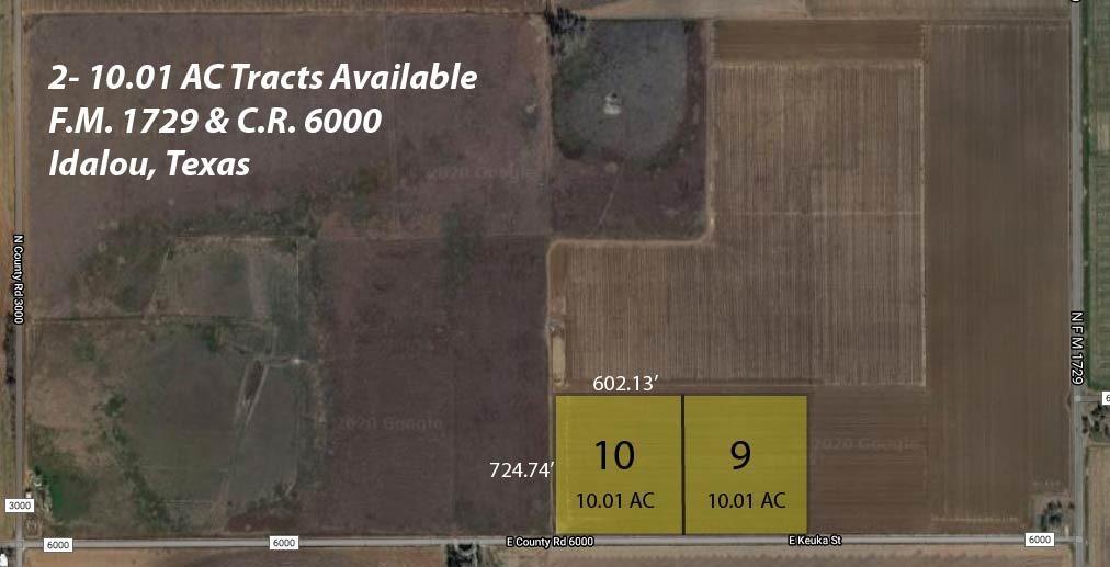 8605 N Farm Road 1729 Idalou, TX 79329