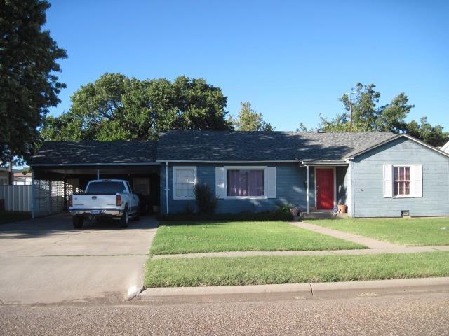 Photo of 123 East 13th Street  Littlefield  TX