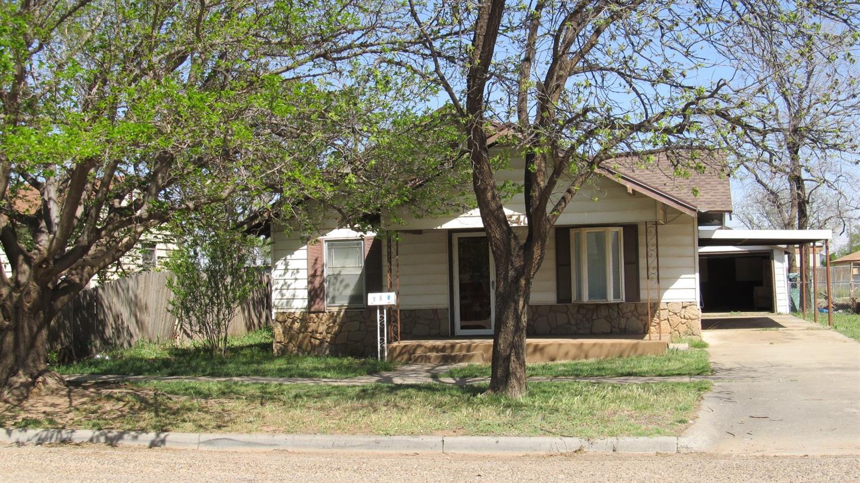 Photo of 540 West Lynn Street  Slaton  TX