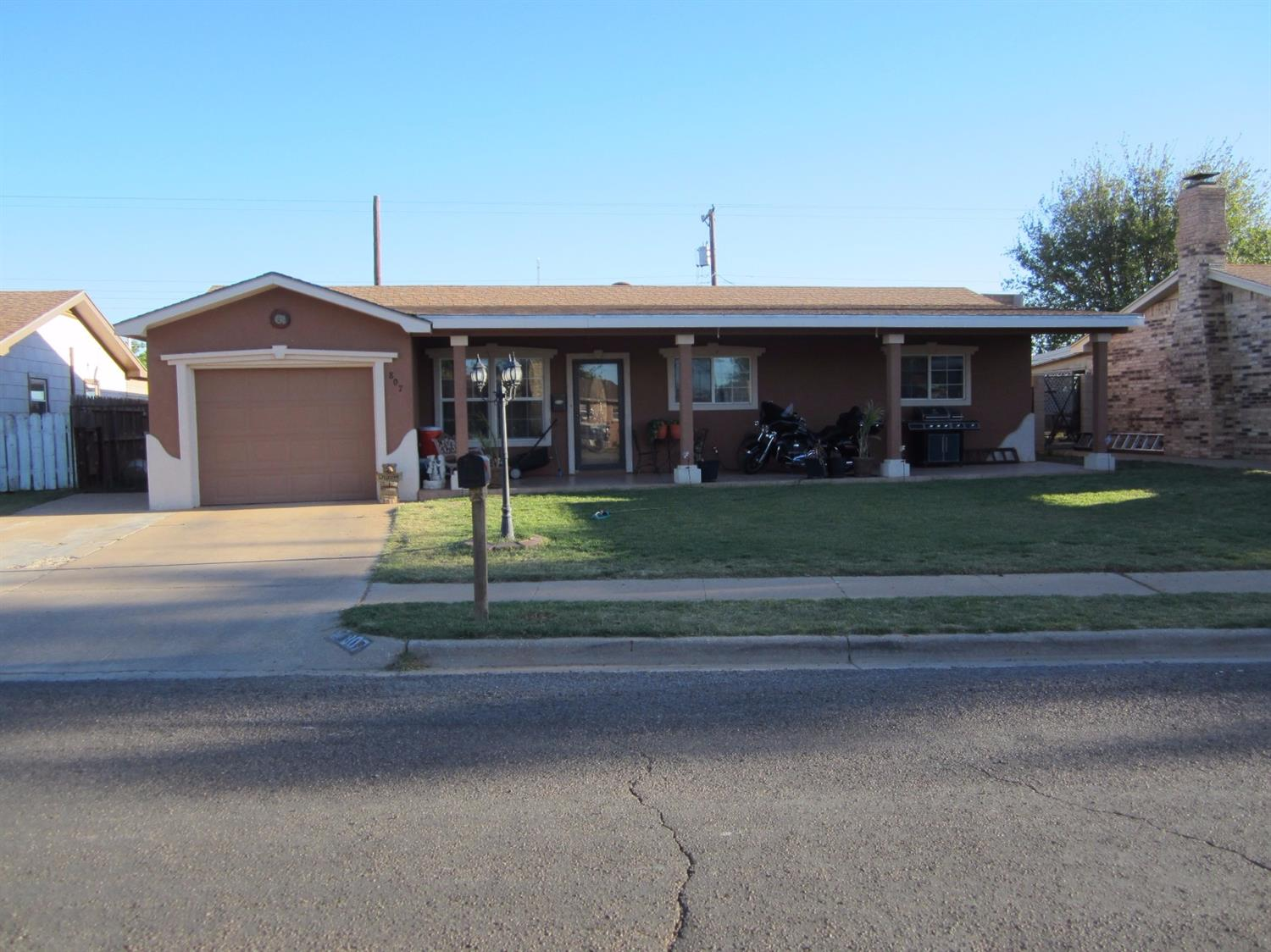 Photo of 807 East 4th Street  Denver City  TX