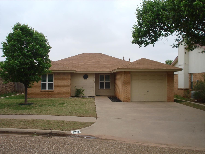 Photo of 2103 93rd Street  Lubbock  TX