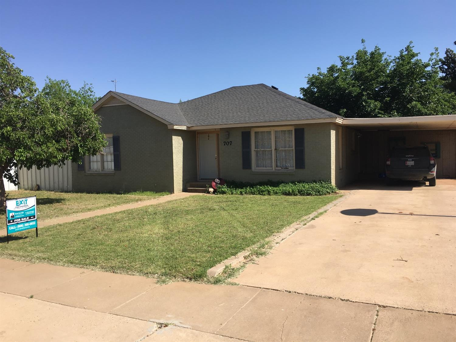 Photo of 707 North 9th  Lamesa  TX