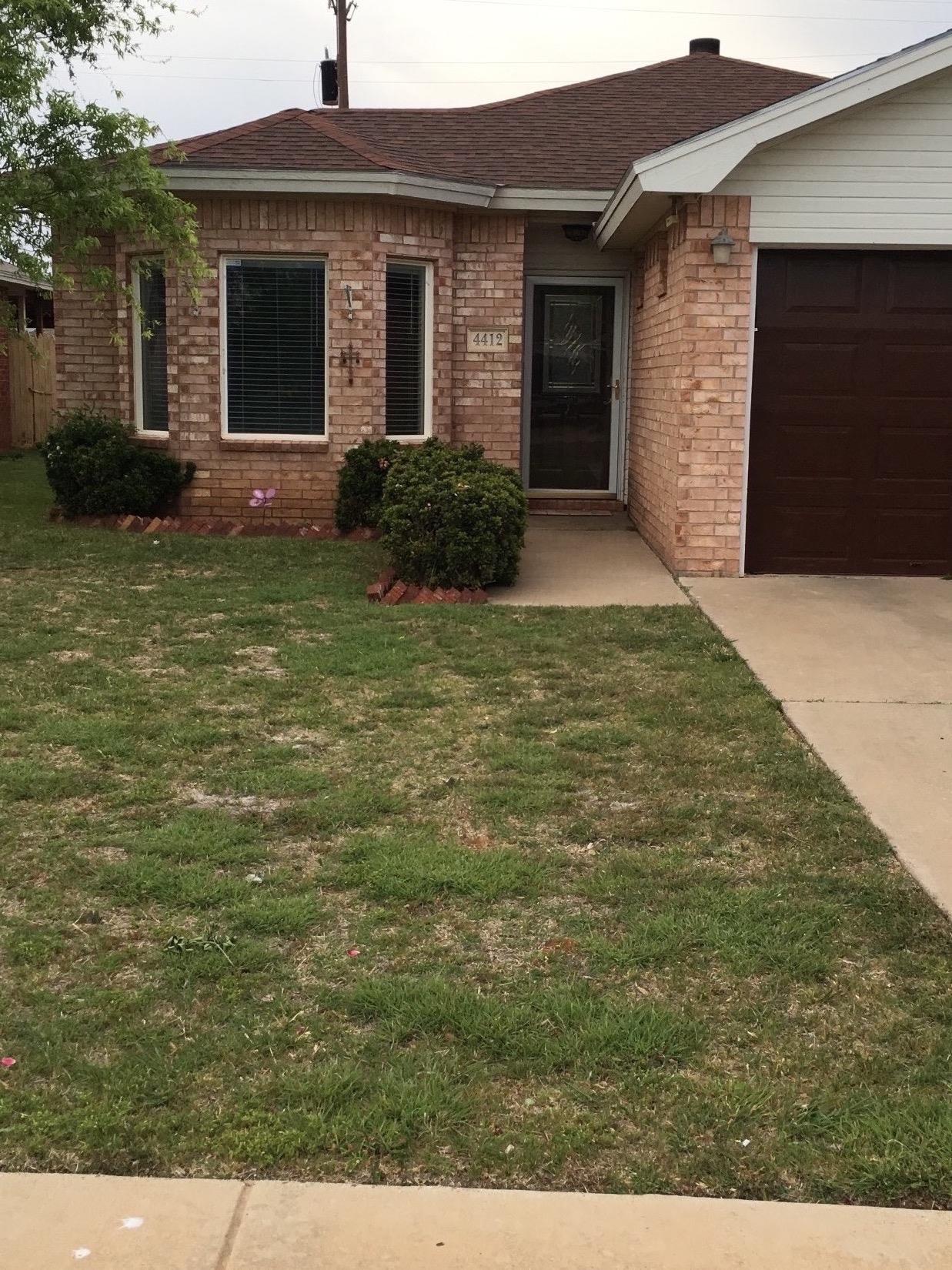 Photo of 4412 Jarvis Avenue  Lubbock  TX