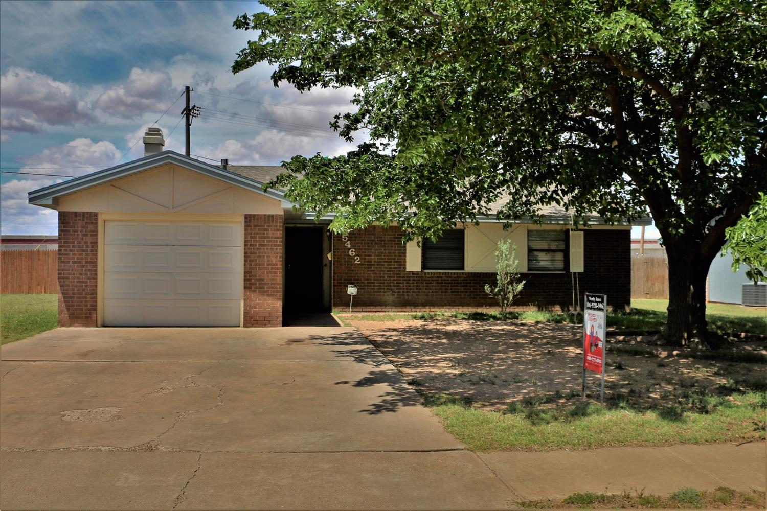 Photo of 5462 6th Place  Lubbock  TX