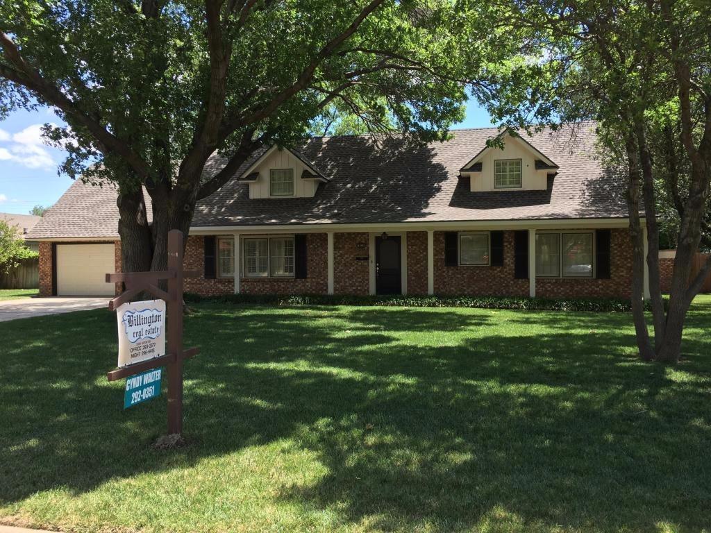 Photo of 1308 Borger Street  Plainview  TX