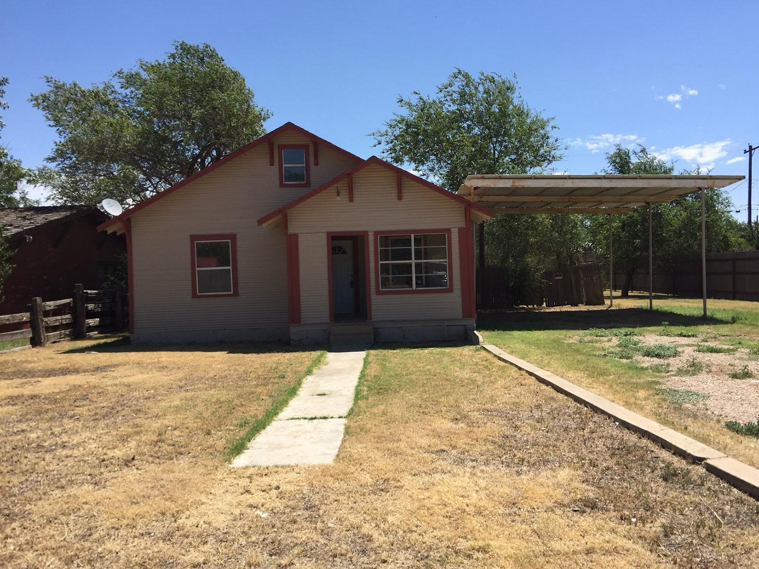 Photo of 1408 Ave K  Ralls  TX