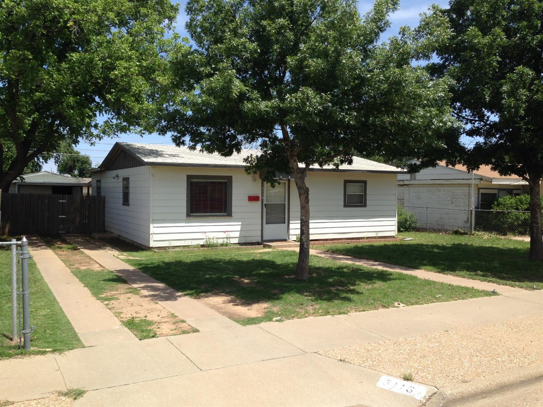 Photo of 5116 38th Street  Lubbock  TX