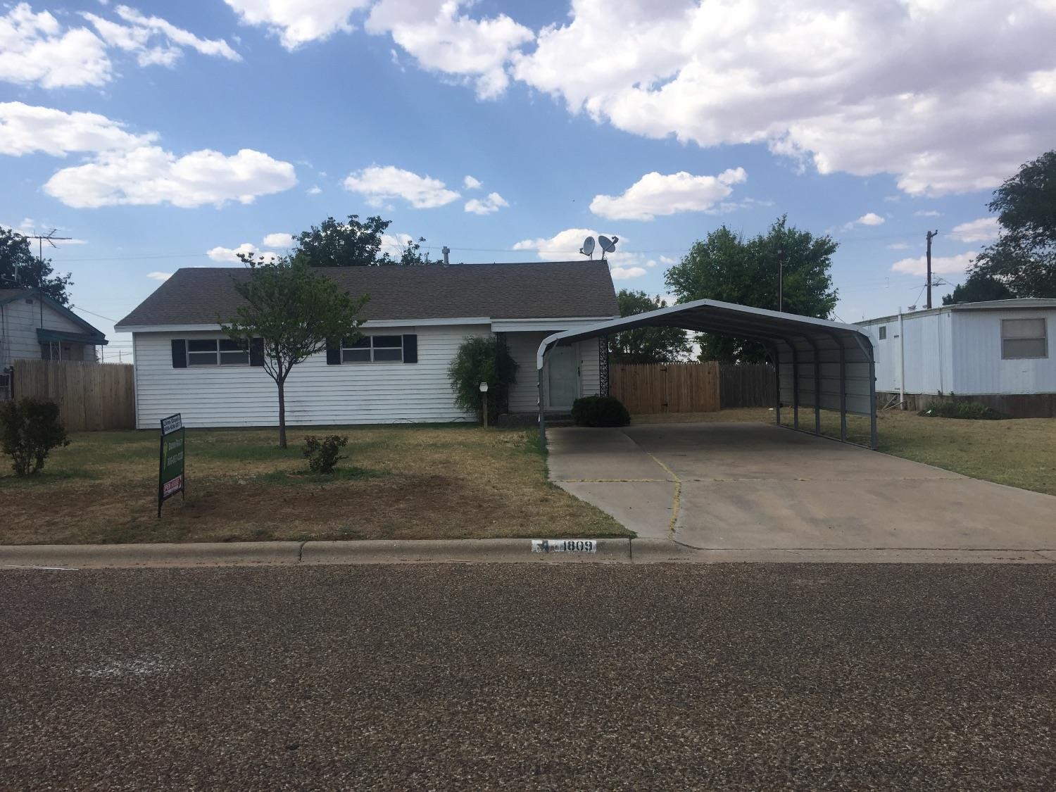 Photo of 1809 Ave I  Levelland  TX