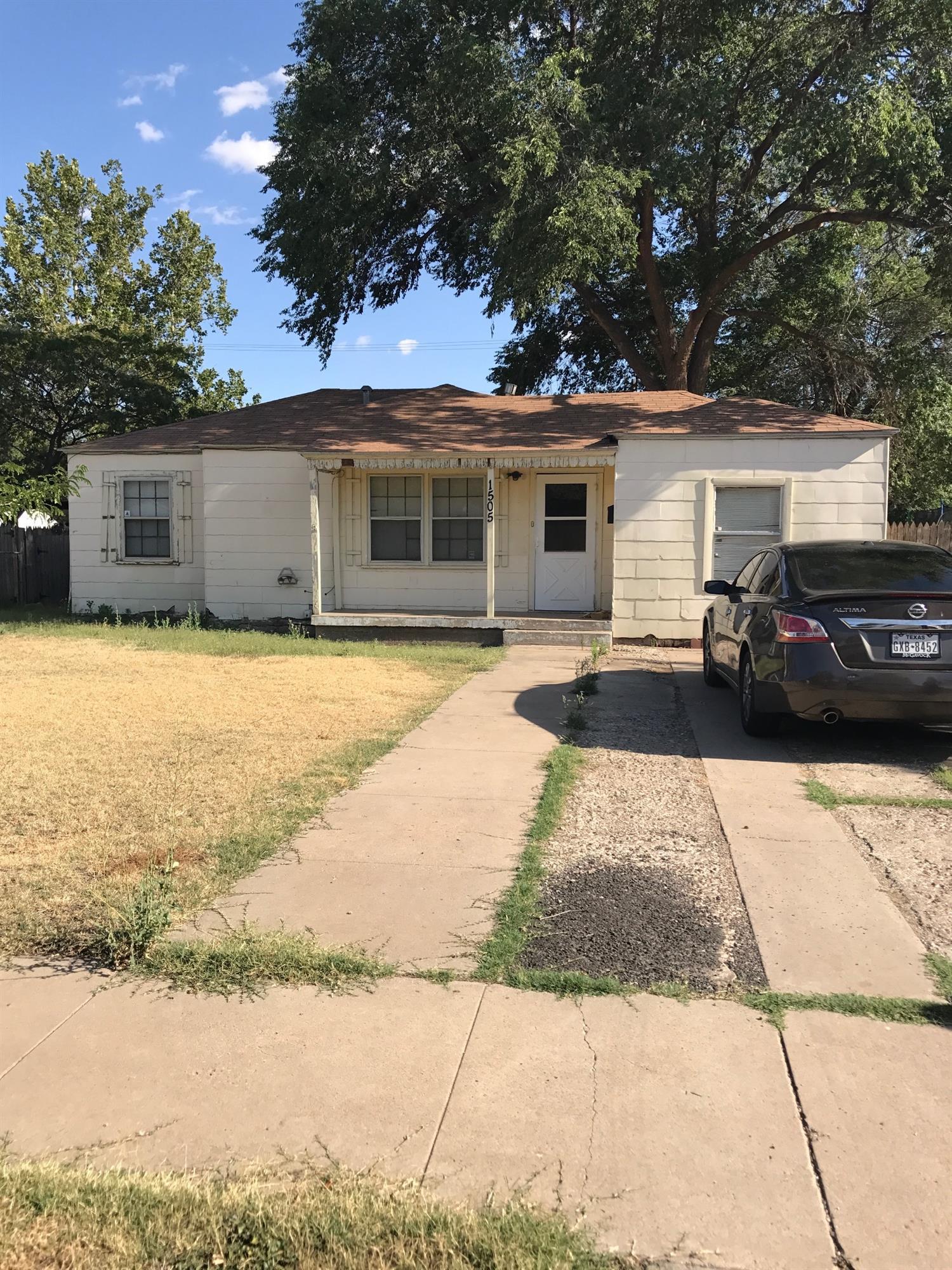 Photo of 1505 40th Street  Lubbock  TX