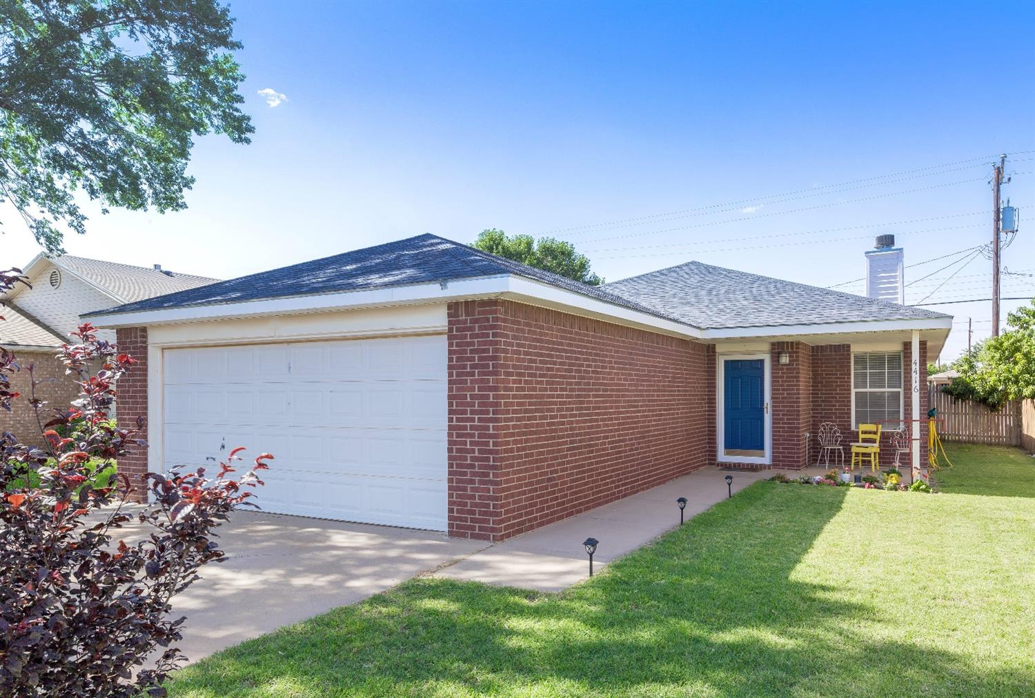 Photo of 4416 Jarvis Street  Lubbock  TX