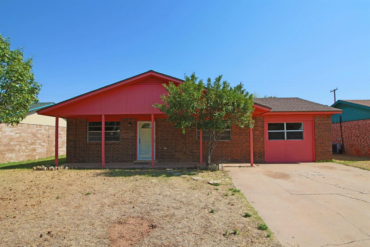 Photo of 4527 Marshall Street  Lubbock  TX