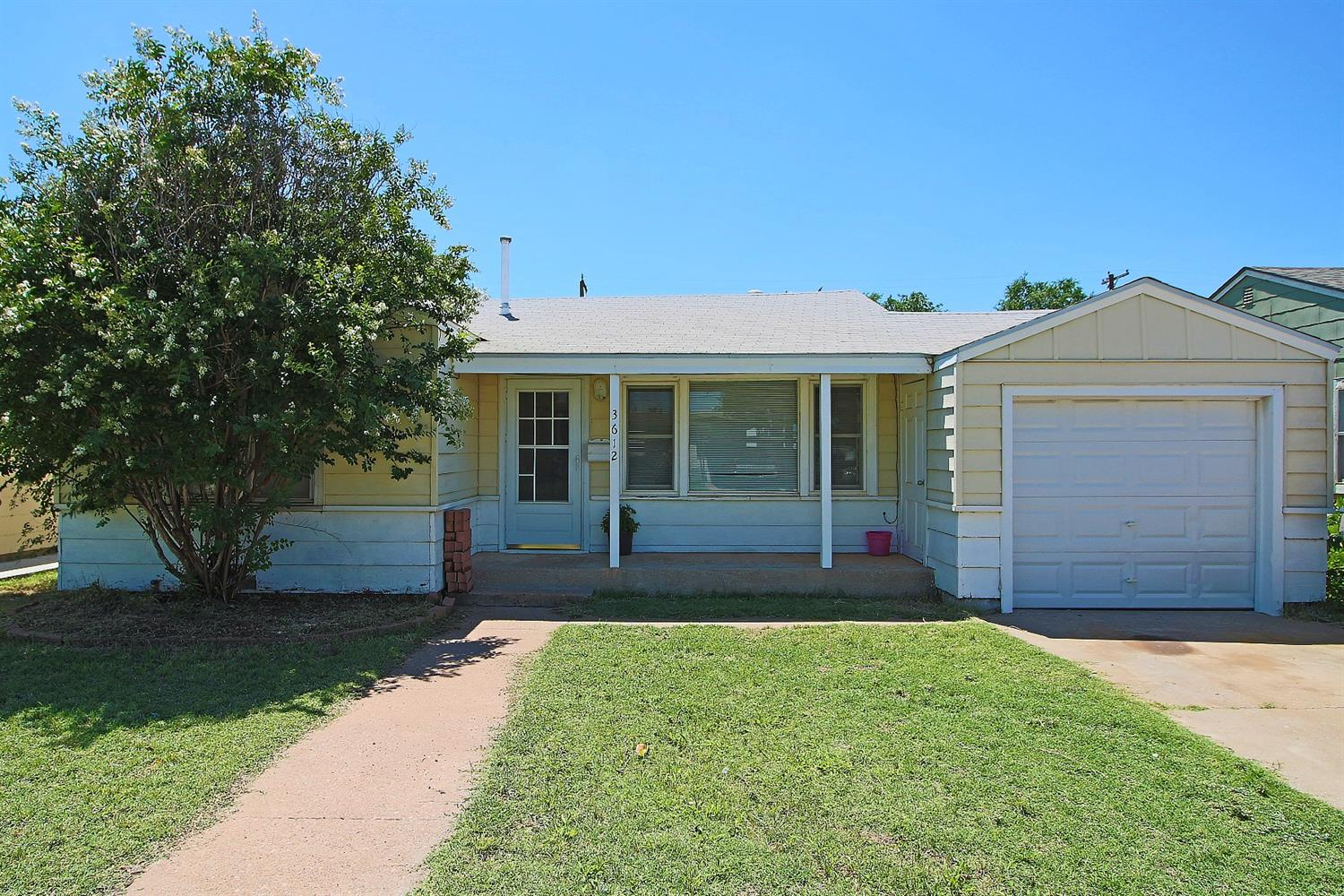 Photo of 3612 Ave R  Lubbock  TX