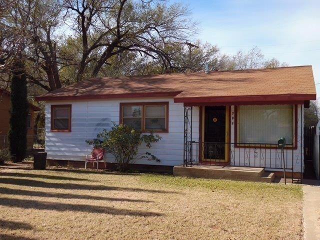 Photo of 306 Beech Avenue  Lubbock  TX