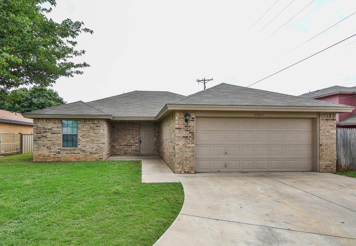 Photo of 2325 77th Street  Lubbock  TX