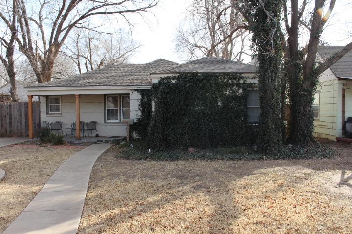 2613 25th Street, Lubbock, Texas