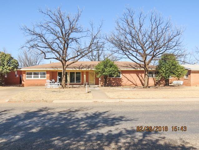 1307 E Hester Street Brownfield, TX 79316
